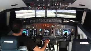 getlinkyoutube.com-Boeing 737 Home Cockpit