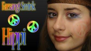 getlinkyoutube.com-Farsangi Smink - Hippi
