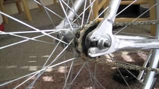 как сделать простой дорожный электро велосипед