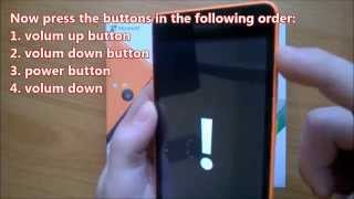getlinkyoutube.com-How to factory reset Microsoft Lumia 535