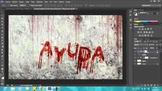 getlinkyoutube.com-Tutorial Terror en Photoshop CS6