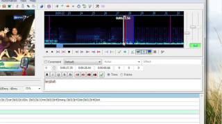 getlinkyoutube.com-Make Karaoke Timing [Aegisub + Subtitle Edit]