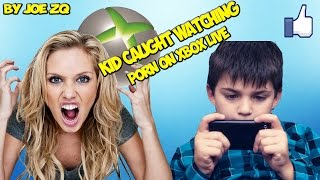 getlinkyoutube.com-KID CAUGHT WATCHING PORN ON XBOX LIVE!! (FUNNY MOM TROLL ATTEMPT)