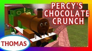 getlinkyoutube.com-Percy's Chocolate Crunch    Thomas and Friends Roblox Remake