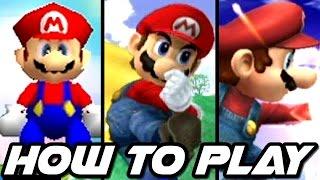 getlinkyoutube.com-Super Smash Bros ALL HOW TO PLAY Movies and Special Movie (Wii U, GC, N64)