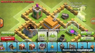 Villaggio municipio al 5... [Clash of Clans]