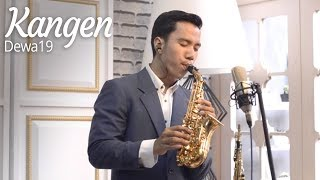 getlinkyoutube.com-Kangen (dewa 19) - baby saxophone cover by Desmond Amos