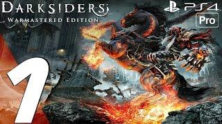 getlinkyoutube.com-Darksiders Warmastered Edition - Gameplay Walkthrough Part 1 - Prologue (PS4 PRO)