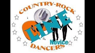getlinkyoutube.com-STITCHES Line Dance (Dance)