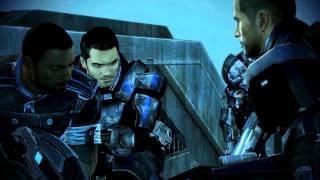 getlinkyoutube.com-Mass Effect 3: Kaidan Gay Romance in Leviathan DLC