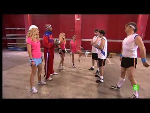 SLQH: El partido: ¡chicos o chicas presentarán en ropa interior!