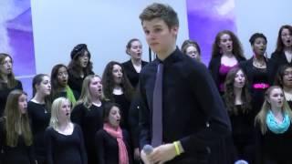 Bohemian rhapsody by high school choir (REALLY EPIC)