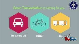 GREEN TRANSPORTATION IPB