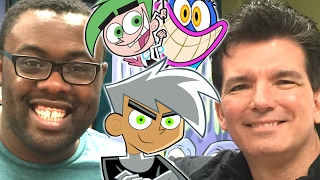 getlinkyoutube.com-BUTCH HARTMAN Interview & Drawing Challenge (Danny Phantom, Fairly OddParents)