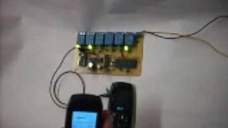 getlinkyoutube.com-Controla todo desde tu telefono celular gsm control por dtmf