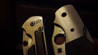 getlinkyoutube.com-Chris Reeve Large Sebenza - Reality Check