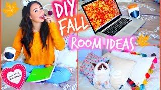 getlinkyoutube.com-Make your Room Cozy for Fall! DIY Room Decorations For Cheap