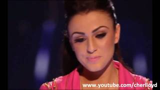 "getlinkyoutube.com-Cher Lloyd sings ""Empire State Of Mind"" by Jay-Z ft. Alicia Keys Live Show 5 X Factor 2010 HQ/HD"