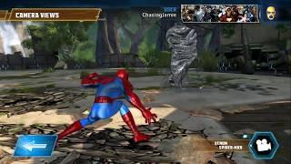 getlinkyoutube.com-Marvel Avengers: Battle For Earth, Wii U Gameplay HD