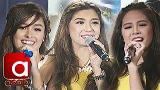 """getlinkyoutube.com-Donnalyn, Janella, Liza sing """"KakaiBabe"""" on ASAP"""