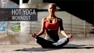 getlinkyoutube.com-Hot Yoga Workout