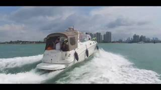 getlinkyoutube.com-DJI Phantom 3 Professional - High Speed Boat Chase!! - 4K