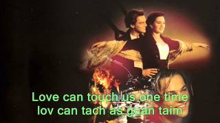 getlinkyoutube.com-titanic letra en ingles & pronunciacion