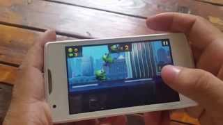 Game review Lenovo A1000