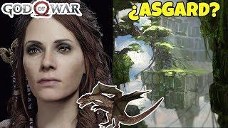 God of War: Freya en el Ragnarok - ¿Veremos a los dragones? - Asgard | SQS