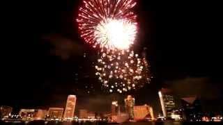Fireworks 2013 New York