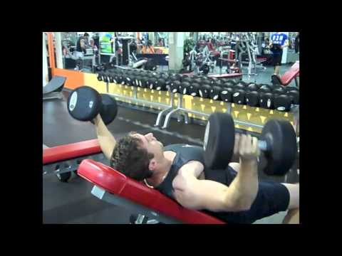 Chest Workout - Chest Workout to Build a Bigger Chest