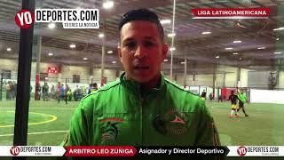 Leo Zuñiga es nombrado  Asignador de Arbitros y Director Deportivo de la Liga Latinoamericana