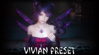 getlinkyoutube.com-Skyrim: Vivian Preset