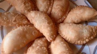 طريقة عمل عجينة سمبوسك مقرمش اللذيذة من قناة المورزليرا (: