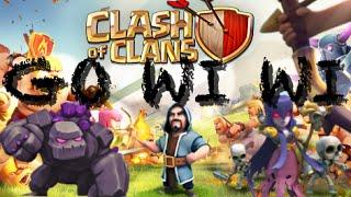 getlinkyoutube.com-GOWIWI TH9 ¡¡¡3 ESTRELLAS-100% A OTRO AYUNTAMIENTO 9!!! - Clash of Clans