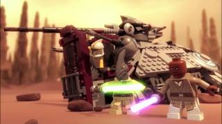 getlinkyoutube.com-AT-TE - LEGO Star Wars - Episode 12 Part 2