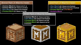 getlinkyoutube.com-Miscrits - Gold/Original Packs Free 100% Working