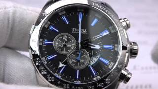 getlinkyoutube.com-FESTINA Chronograph XL Analog F16488/3