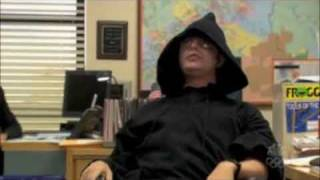 getlinkyoutube.com-The Office - Sith Lord Dwight