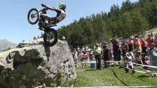 getlinkyoutube.com-Championnat de France Trial à Ancelle