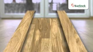 getlinkyoutube.com-Deska barlinecka - montaż deski z zamkiem 5Gs / bez klejenia do podłoża