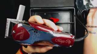 getlinkyoutube.com-Wahl Magic Clip Five Stars Unboxing