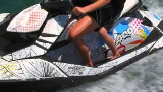 getlinkyoutube.com-Introducing the new 2014 Sea Doo Spark Watercraft