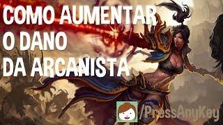 getlinkyoutube.com-Diablo III - Como aumentar o dano da Arcanista