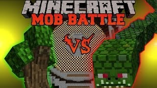 getlinkyoutube.com-ENT LORD VS. NAGA - Minecraft Mob Battles - Angry Creatures and Twilight Forest Mods