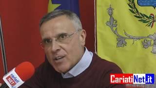 Intervista al Dott  ANTONIO REPPUCCI - Commissario Prefettizio a Cariati