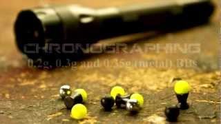 getlinkyoutube.com-(How-to) Homemade Airsoft Gun in a Maglite (700fps!)