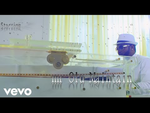 Mr Olu Maintain | CINDERELLA the movie ft 2 Face idibia
