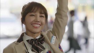 getlinkyoutube.com-Eunji - Dance off cut (Sassy Go Go)