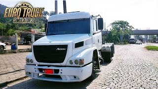 getlinkyoutube.com-Euro Truck Simulator 2 - Mercedes Benz ATRON 1635